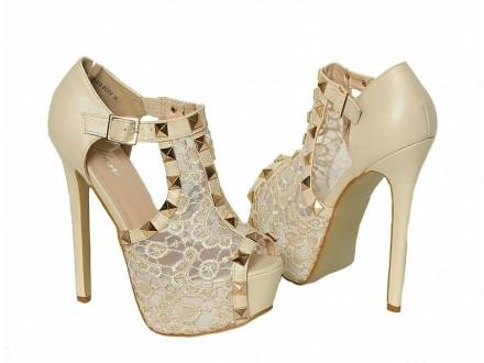 Sandale 27 NOVO - crne, bele, bez i roze