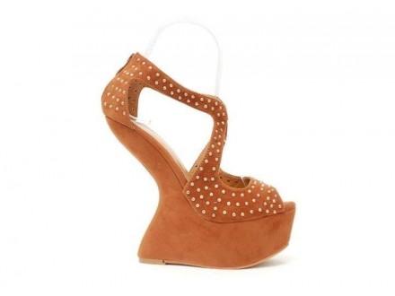 Sandale 8 NOVO - oker