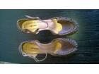 Sandale braon BRONKS vel 40