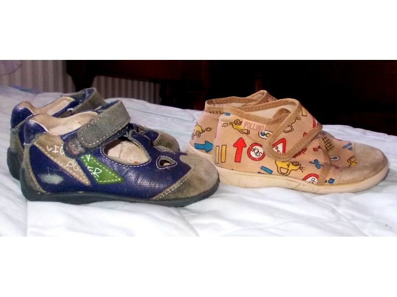 Sandale ciciban i patofne polino br 20
