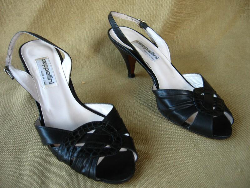 Sandale italijanske kožne `CAPPELLINI` br.36