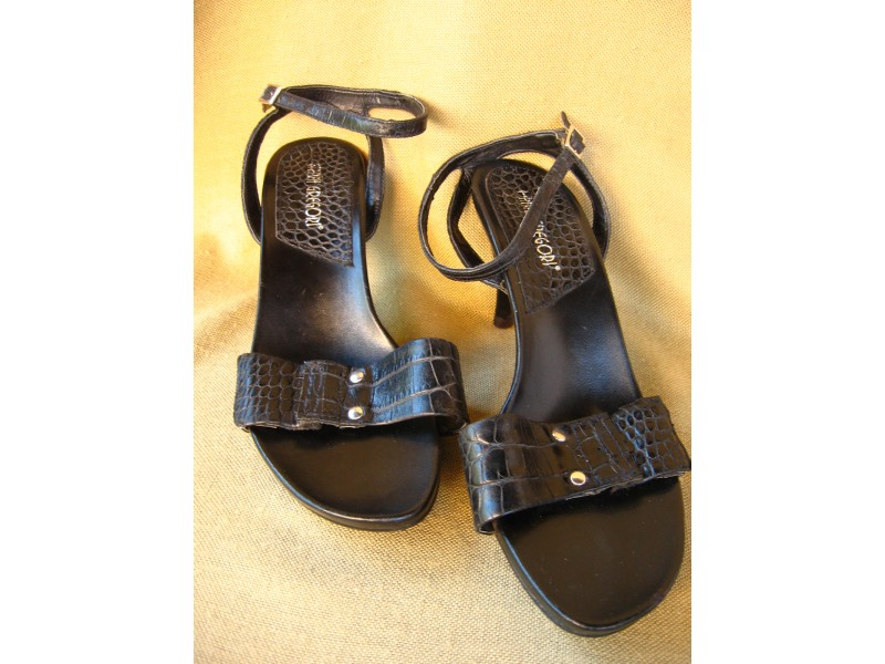 Sandale kožne ` GIANNI GREGORI ` br.40