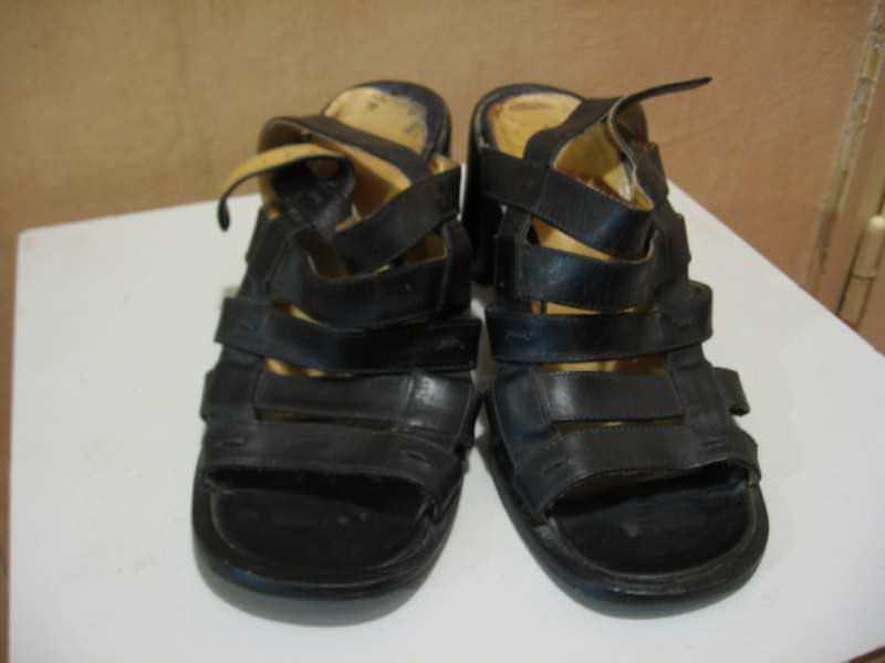 Sandale kožne vel.36