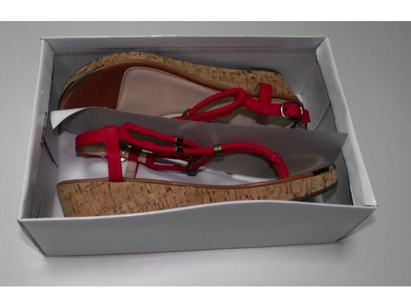 Sandale pluta - koža