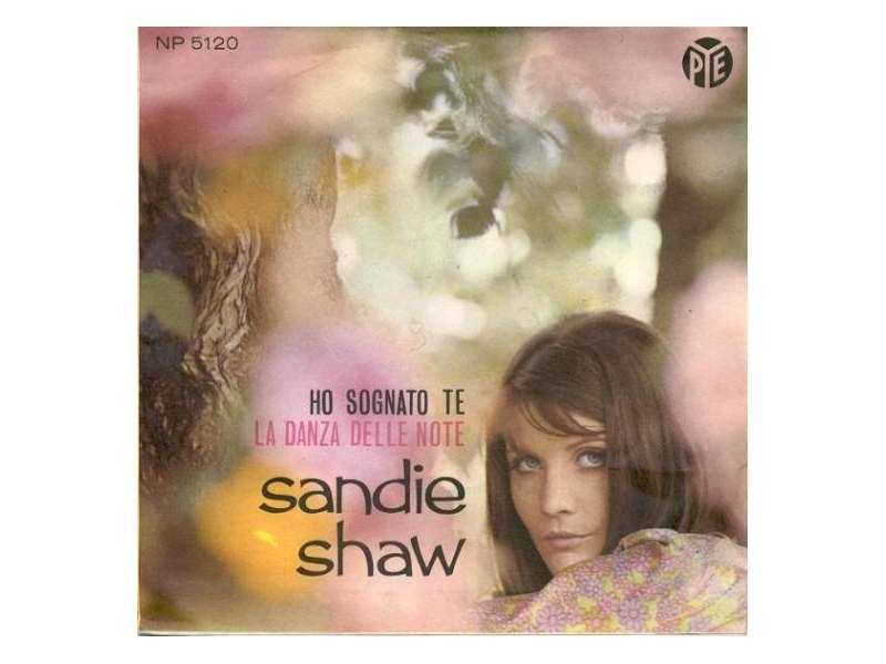 Sandie Shaw - Ho Sognato Te / La Danza Delle Note