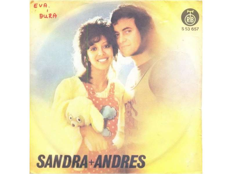 Sandra & Andres - What Do I Do / Gypsy Man