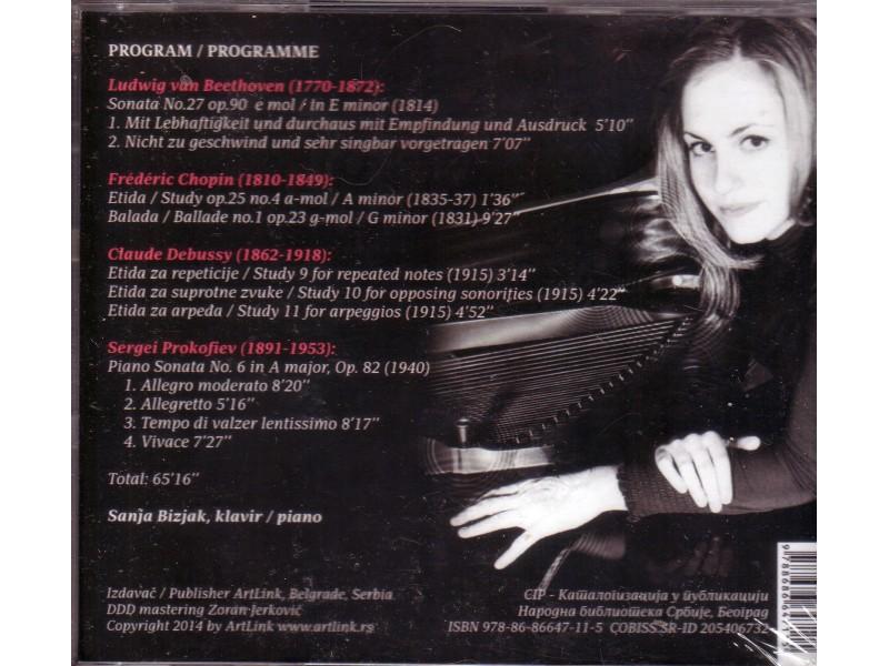 Sanja Bizjak - Klavir Piano