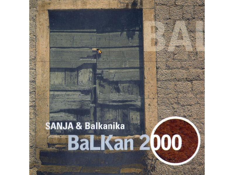 Sanja Ilić & Balkanika - Balkan 2000