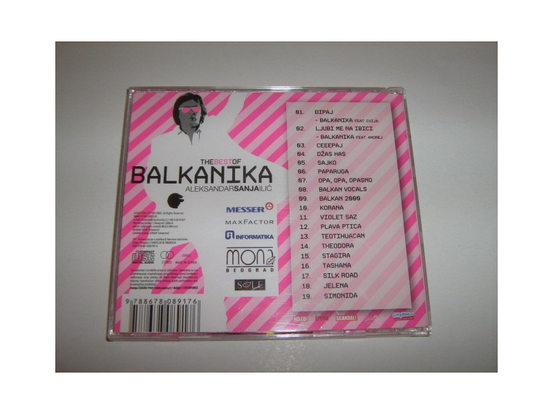 Sanja Ilić & Balkanika- The Best Of