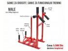 Sanke za Crossfit, Sanke za funkcionalni trening - MALE