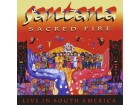Santana ‎– Sacred Fire: Santana Live In South America