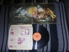 Santana ‎– Santana, Third album LP CBS UK 1971.