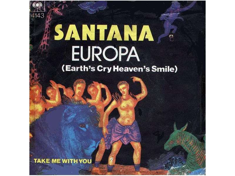 Santana - Europa (Earth`s Cry Heaven`s Smile)