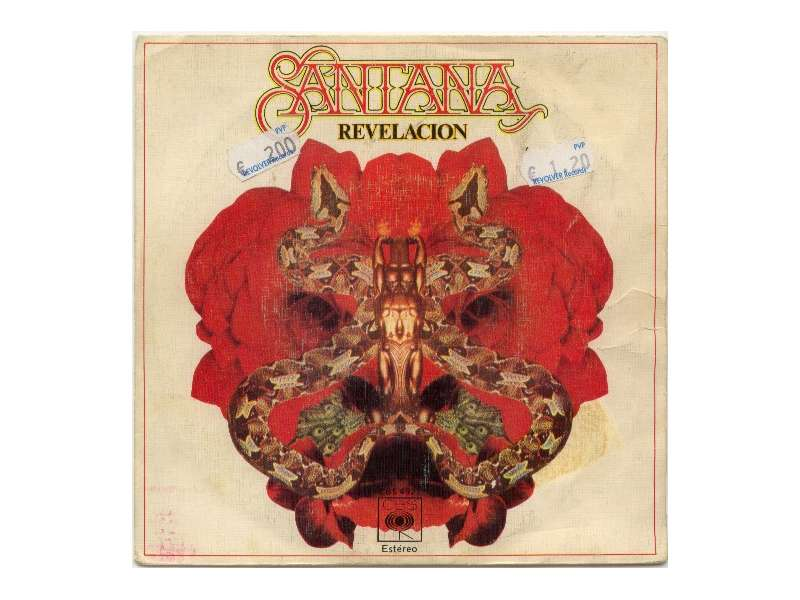 Santana - Revelations / Reach Up