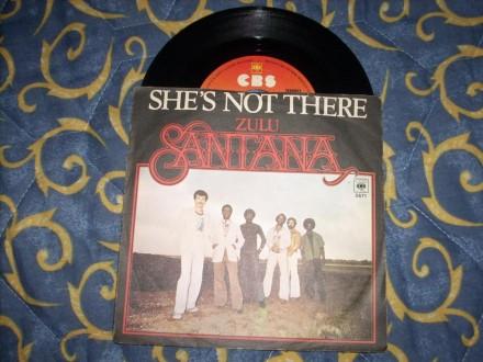 Santana-She`s Not There 7` singl