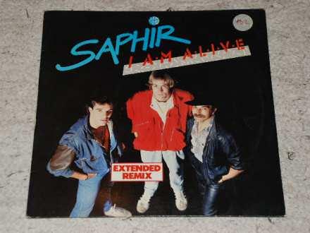 Saphir - I Am Alive