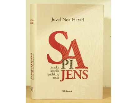 Sapijens, kratka istorija ljudskog roda - Juval Harari