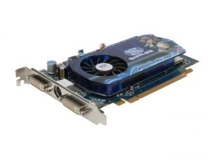 Sapphire ATI Radeon HD 2600 XT
