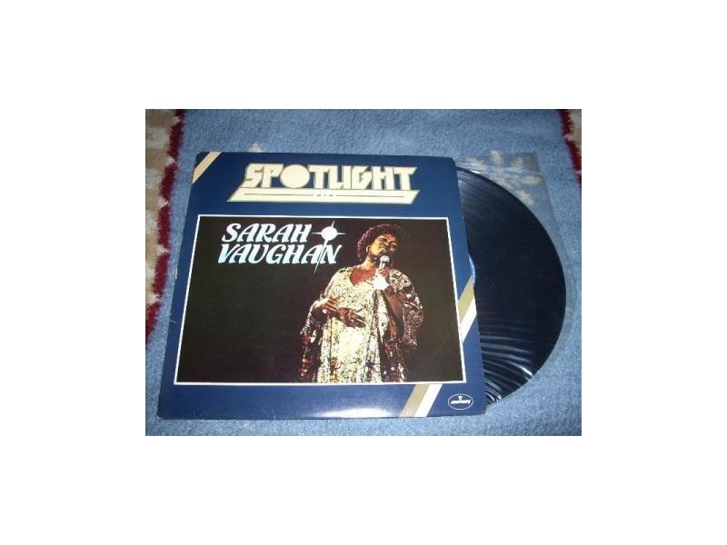 Sarah Vaughan-Spotlight On LP