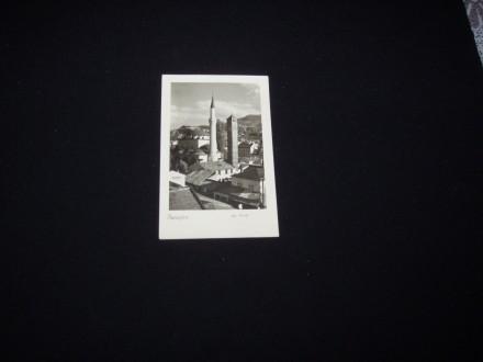 Sarajevo,dzamija,cb razglednica,oko 1930,cista.