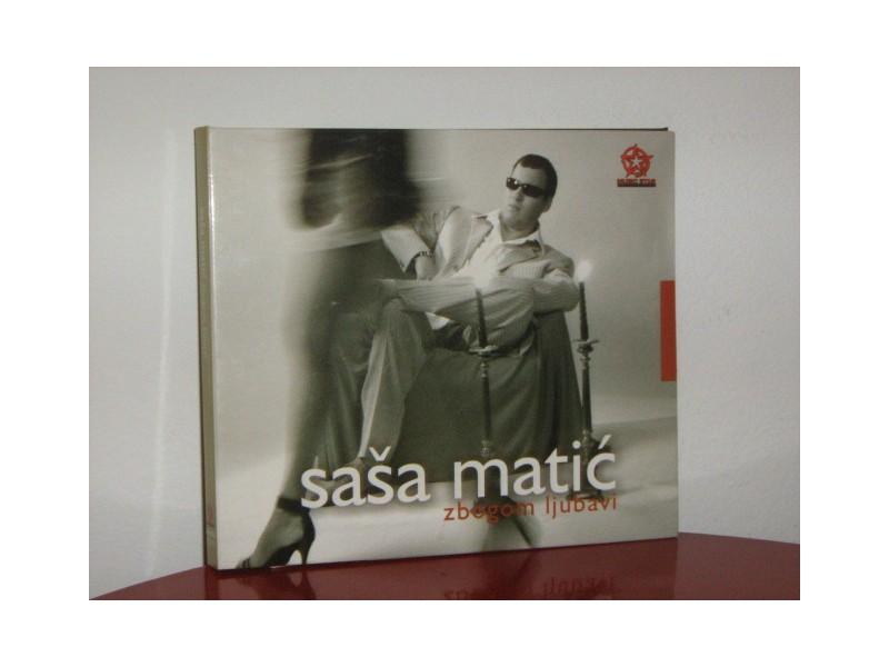 Saša Matić - Zbogom ljubavi