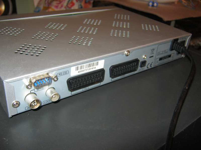 Sat.Risiver - Megasat 3000 t