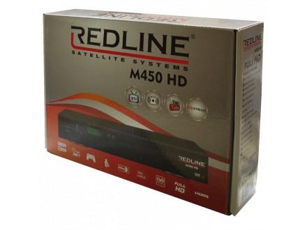 Satelitski prijemnik, Full HD, USB PVR, HDMI, REDCAM