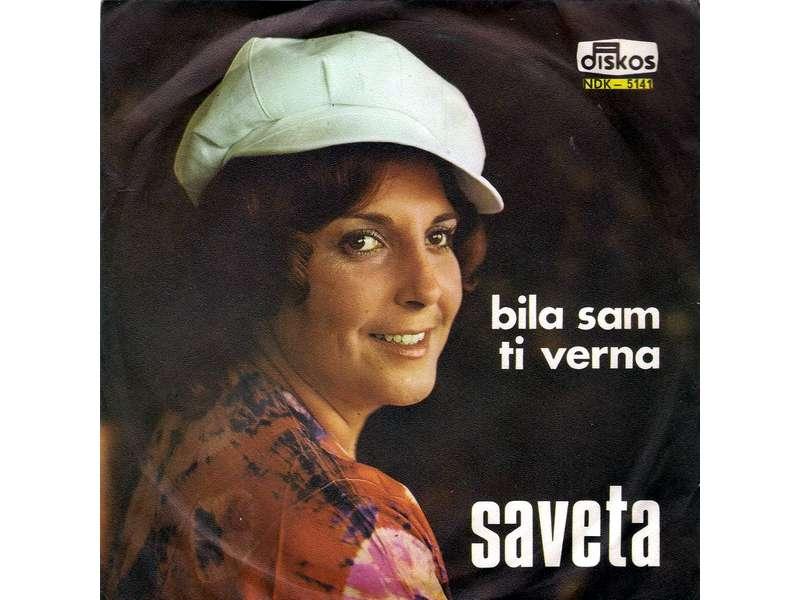 Saveta Jovanović - Bila Sam Ti Verna
