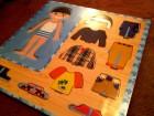 Savrsena edukativna igracka drvena obuci decaka NOVO ve