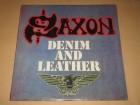 Saxon – Denim And Leather (LP)