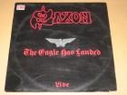 Saxon – The Eagle Has Landed (Live), LP