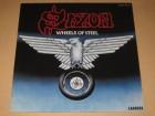 Saxon – Wheels Of Steel (LP), GERMANY
