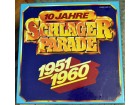 Schlager Parade 1951-1960 (10 x LP, Box)