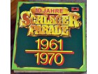Schlager Parade 1961-1970 (10 x LP, Box)