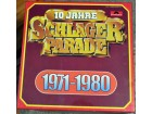 Schlager Party 1971-1980 (10 x LP, Box)
