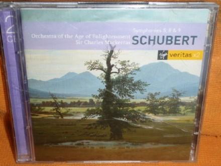 Schubert - Symphonies 5,8 & 9 (2CD BOX)