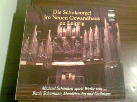 Schumann Auf Der Orgel