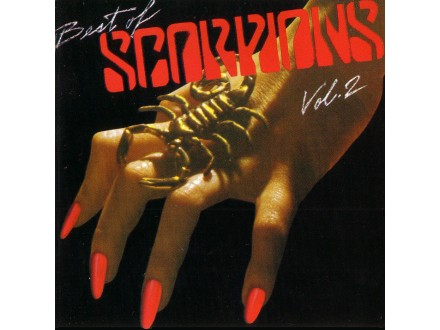 Scorpions - Best Of Scorpions - Vol. 2