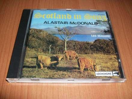 Scotland In Song - Alastair McDonald