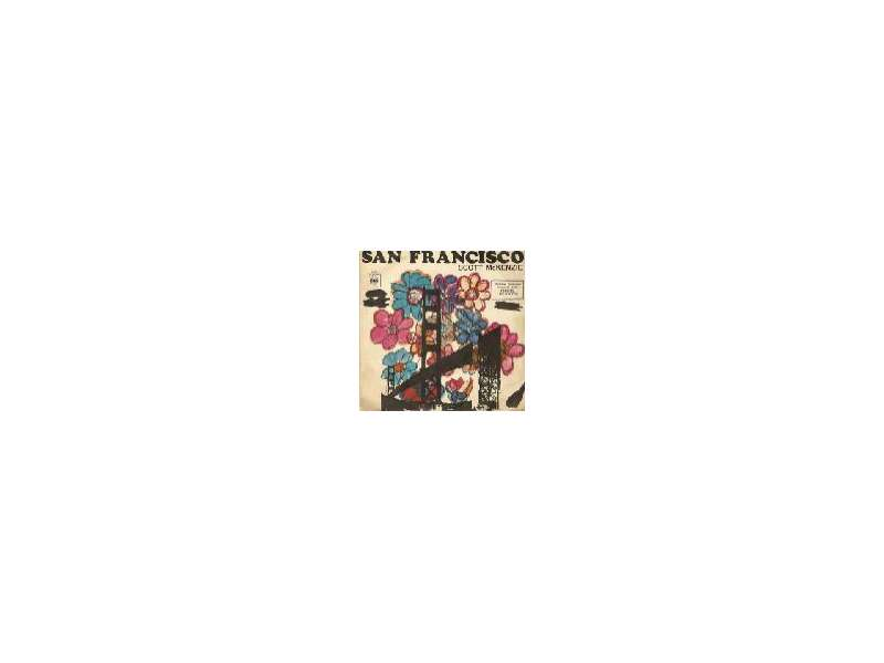 Scott McKenzie - San Francisco / What`s The Difference