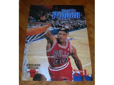 Scottie Pippen, Isaiah Rider, veliki poster