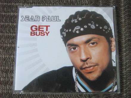 Sean Paul - Get Busy