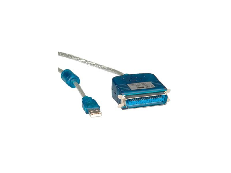 Secomp Value USB to Paralel Centronix IEEE1284 Converter, kabl, 1.8m