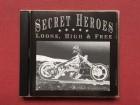 Secret Heroes - LOOSE,HIGH & FREE