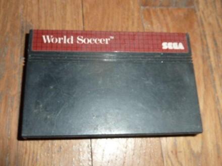 Sega Master System igre - World Soccer