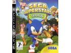 Sega Superstarrs Tennis