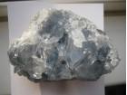 Selestit geoda druza, 500g kristal Celestit Celestin