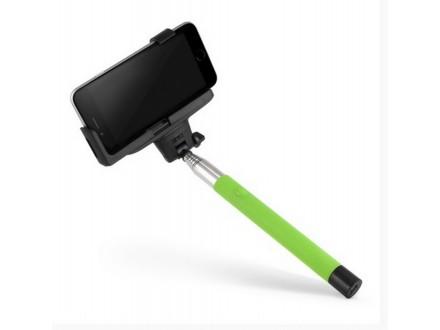 Selfie Drzač / Štap  sa Wireless Nov Zeleni