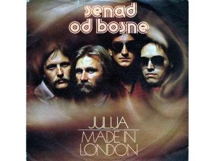 Senad Od Bosne - Julija / Made In London