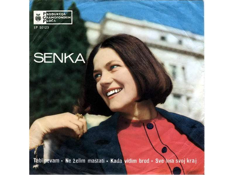 Senka Veletanlić, Ansambl Sretena Stevanovića - Tebi Pevam